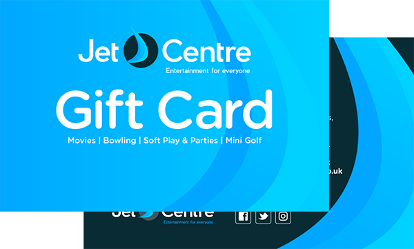 Jet Centre - Gift Cards